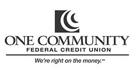 One Community FCU Logo